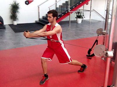 ¿Cómo entrenar la estabilidad en el baloncesto?